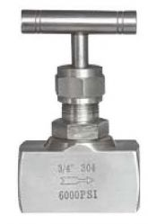 6000Psi Neddle Valve